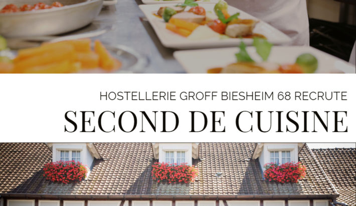 News 2 columns deux clefs biesheim for Second cuisine