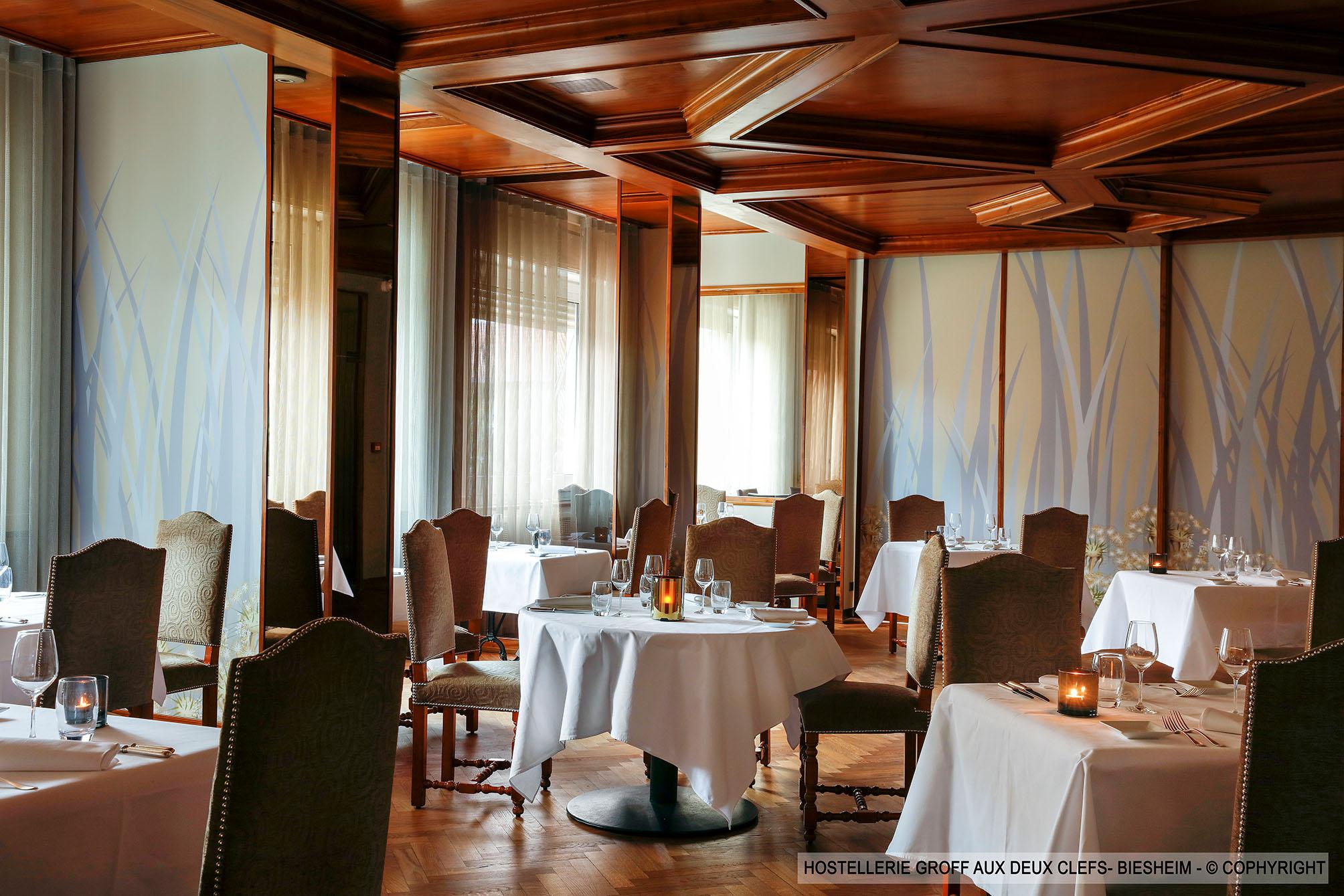 Restaurant Terrasse Groff 68 Alsace